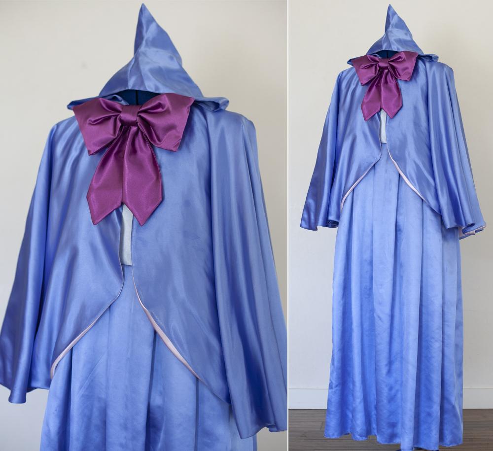 Cinderella-Fairy-Godmother-dress