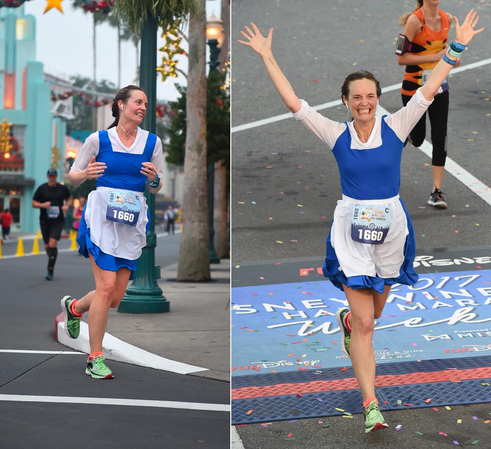 RunDisney_wineandddine_half_marathon_costume_belle_1