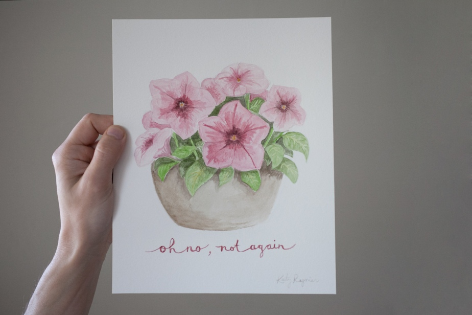 hitchhikers-guide-watercolor-petunia-1